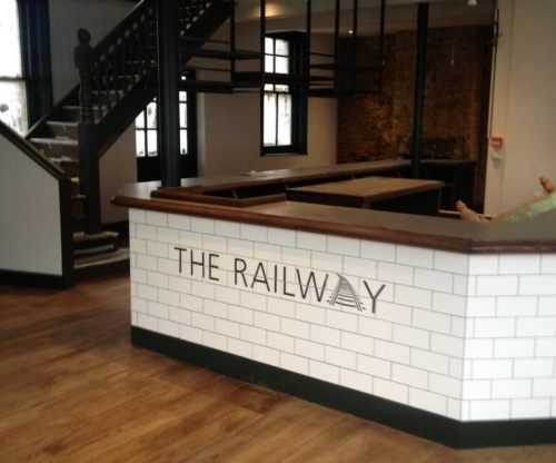 The Railway - refurbished
