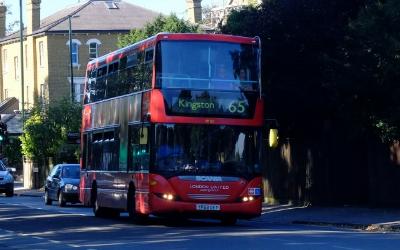 65 bus Teddington