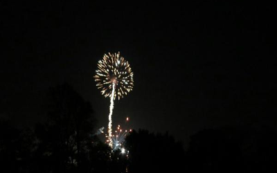 Teddington Fireworks