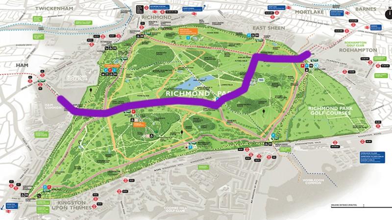 richmond-quietway_route