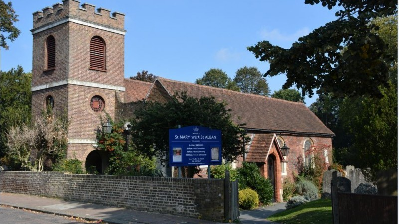 The parish celebrates 800-year birthday with six month festival