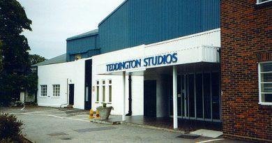 Celebrating the much-missed Teddington Studios