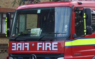 Teddington house fire ends with woman found dead