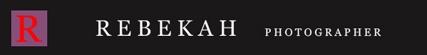 Rebekah Photographer Logo Teddington