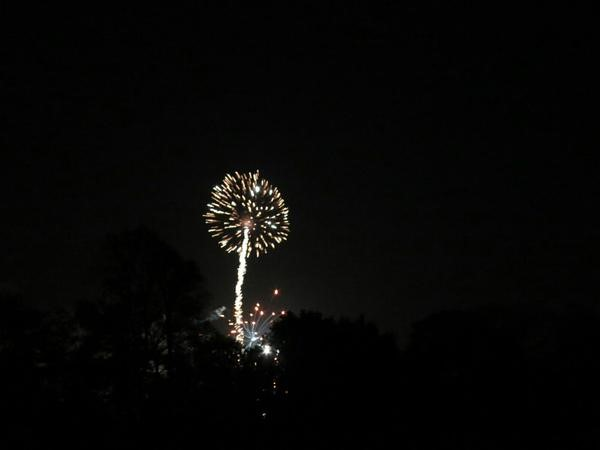 NPl Fireworks - Teddington