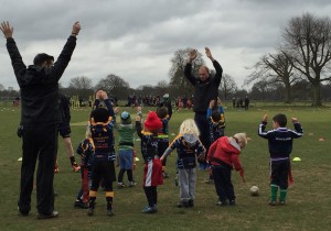 Lion Cubs Summer Rugby Course