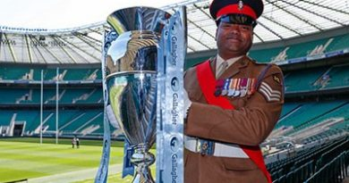 Gallagher Premiership Rugby Final to welcome 1,000 members of Armed Forces as guests
