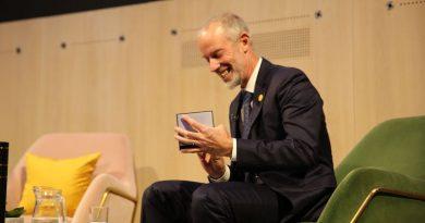 Parkrun Founder wins prestigious Albert Medal