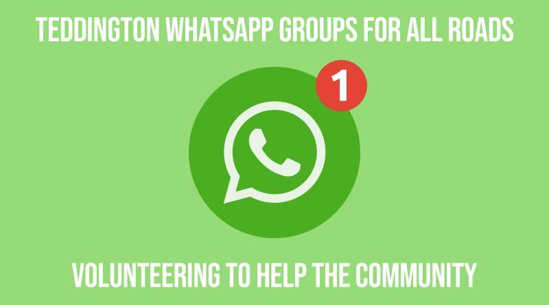 The Teddington WhatsApp Group