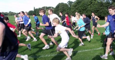 A Return To Normality For Parkruns In Richmond