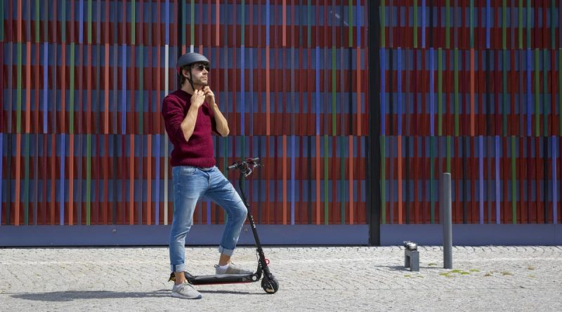E-Scooters Trial Launched in Richmond