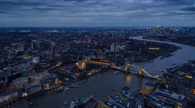 Teenager Rescued After Group Spotted Swimming Across The River Thames